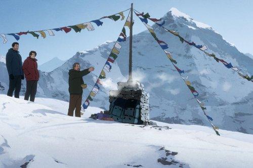 """""""Le Sommet des Dieux"""" : """"La montagne est une recherche de l'absolu"""" pour le réalisateur du film Patrick Imbert"""