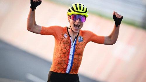 JO 2021 - Cyclisme : l'énorme bourde d'Annemiek van Vleuten, persuadée d'être championne olympique sur route