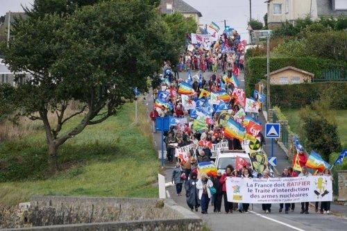 Finistère. Une marche pour l'élimination des armes nucléaires au Menez Hom ce vendredi 6 août