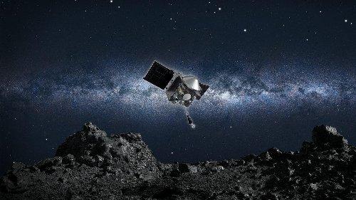Espace : la sonde Osiris-Rex de la Nasa entame son voyage de retour sur terre qui va durer deux ans