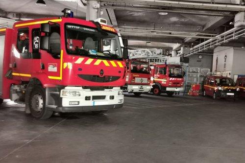 Gironde : un grave accident implique deux poids lourds sur l'A 63