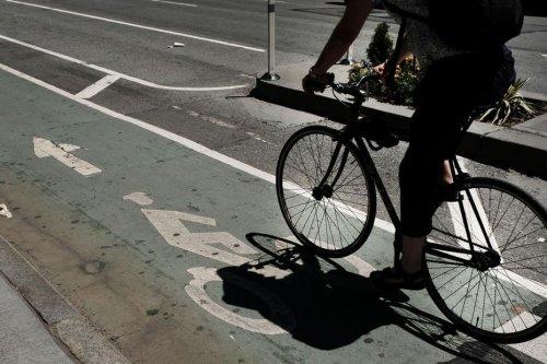 """Le carrefour """"hollandais"""", la solution pour la sécurité des cyclistes ?"""