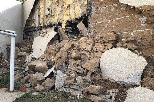 Rhône: A minuit, le mur s'effondre chez les voisins à Saint-Fons sans faire de blessé