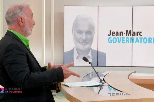 REPLAY. Invité de Dimanche en Politique cette semaine sur France 3 Côte d'Azur, Jean-Marc Governatori