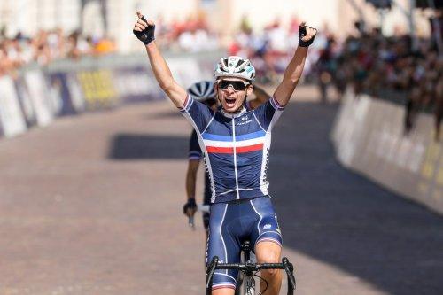 Championnats du Monde 2021 juniors de cyclisme sur route : le Bisontin Grégoire Romain devient champion du monde juniors !