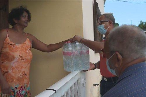 Pas l'ombre d'une goutte d'eau dans les robinets de Matouba-Papaye à Saint-Claude - Guadeloupe la 1ère