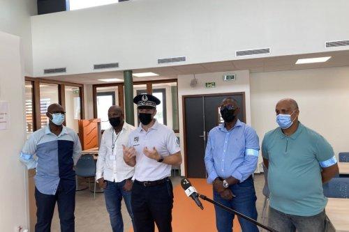 Des policiers Martiniquais formés pour pacifier les manifestations - Martinique la 1ère
