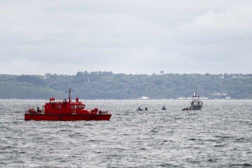 Le corps du plongeur démineur porté disparu en mer retrouvé sans vie en rade de Brest