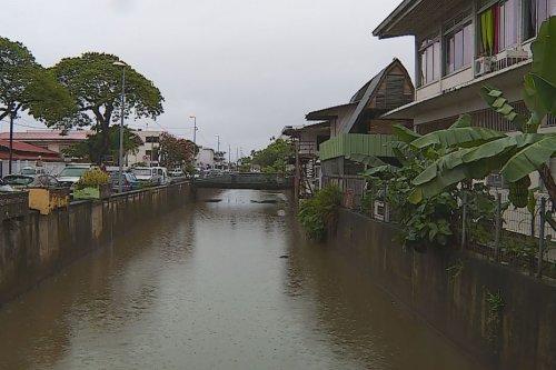 La saison des pluies est là - Polynésie la 1ère