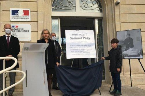 Normandie : Les hommages à la mémoire de Samuel Paty