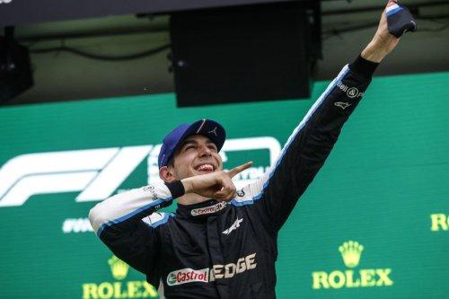 """Esteban Ocon après sa victoire en Hongrie : """"en gagnant ce Grand Prix de F1, j'ai réalisé un rêve"""""""