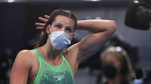 JO 2021 - Natation : Marie Wattel seulement 6e en finale du 100 mètres papillon