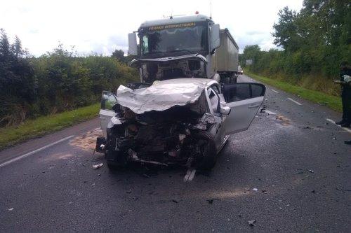 Chiché - Deux Sèvres : un homme est décédé dans un accident entre un poids lourd et deux voitures