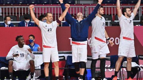 JO 2021 - Handball masculin : revivez la victoire de la France, qui se qualifie pour la quatrième fois en finale