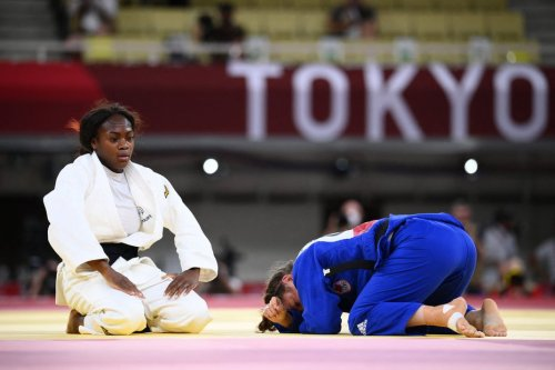 JO de Tokyo : la judokate francilienne Clarisse Agbegnenou est en finale
