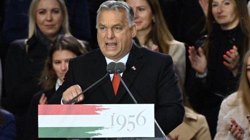 """Hongrie : Viktor Orban dénonce l'attitude """"ennemie"""" de l'Union européenne"""