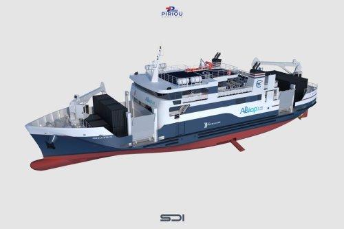 Vendée : le nouveau bateau pour l'Île d'Yeu présenté à ses habitants