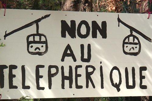 Sainte-Foy-lès-Lyon : Les opposants à la télécabine se mobilisent