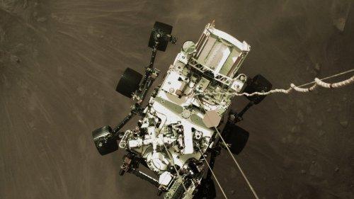 Mars : le rover Perseverance a fabriqué de l'oxygène sur la planète rouge