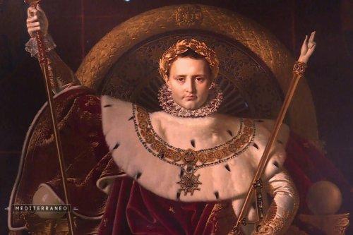 Le destin impérial de Napoléon Bonaparte - France 3 Provence-Alpes-Côte d'Azur