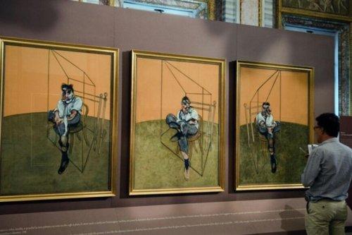 Italie : 500 tableaux de Francis Bacon contrefaits saisis... pour une valeur de trois millions d'euros