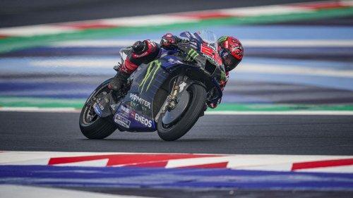 MotoGP : revivez le sacre mondial de Fabio Quartararo lors du Grand Prix d'Emilie-Romagne