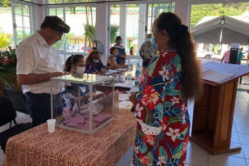 Municipales Uturoa : des électeurs au rendez-vous - Polynésie la 1ère