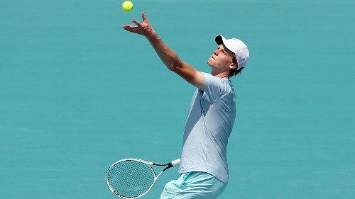 Masters 1000 de Monte Carlo : Ce que vous ignorez sur l'Italien Jannik Sinner, la nouvelle perle du tennis italien qui affronte Novak Djokovic