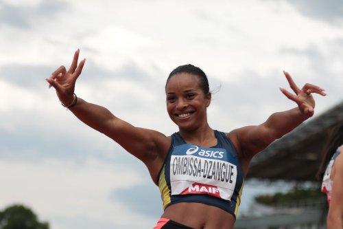 Tokyo 2021 : l'incroyable parcours d'Orlann Ombissa-Dzangue qualifiée en finale du relais 4x100 mètres