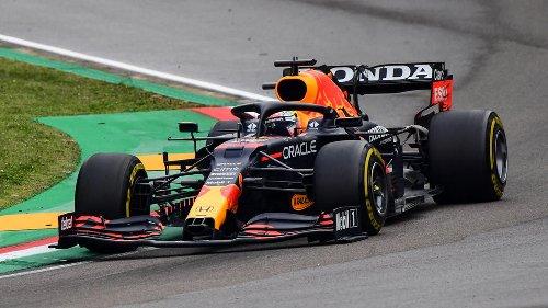 Grand Prix d'Émilie-Romagne : Max Verstappen s'impose devant Lewis Hamilton au terme d'une course chaotique