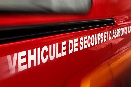 Isère : terrible accident sur la D12 à Charnècles, huit personnes blessées dont une très grivement