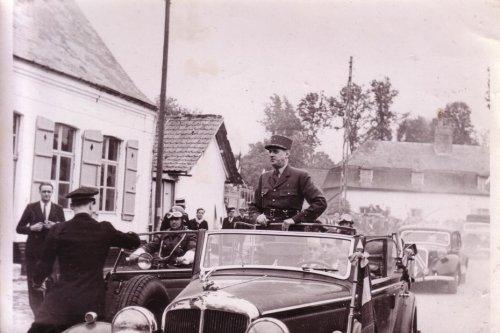 L'histoire du dimanche - Le jour où le Général de Gaulle aurait eu l'idée de l'appel du 18 juin 40 à Huppy dans la Somme