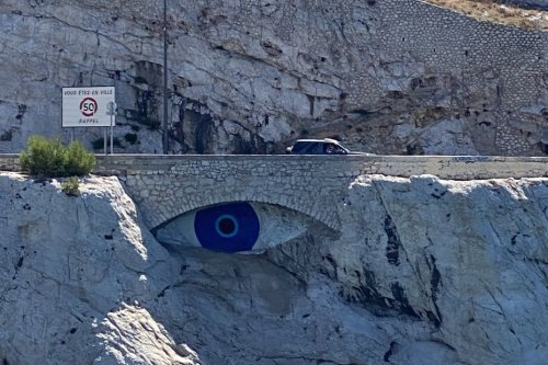 À Marseille, l'effacement d'une oeuvre dans l'anse de la Fausse Monnaie fait un tollé
