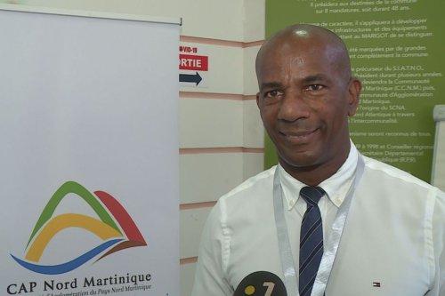 Bruno Nestor Azerot démissionne de la présidence du service d'incendie et de secours de Martinique - Martinique la 1ère