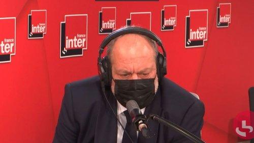 """VIDEO. Mort de Michel Fourniret : """"Je comprends la frustration des familles"""" de victimes, assure Éric Dupond-Moretti"""