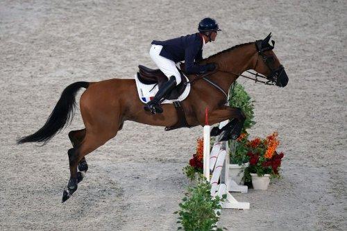 JO de Tokyo : l'équipe de France d'équitation remporte la médaille de bronze par équipe en concours complet