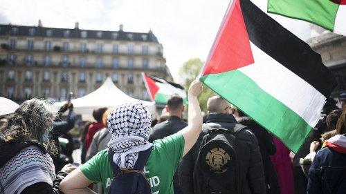 """Manifestation pro-palestinienne interdite à Paris : France Palestine Solidarité se dit """"scandalisée par cette décision"""""""