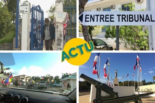 Justice, référendum, commémorations : l'actu à la 1 du samedi 8 mai 2021 - Nouvelle-Calédonie la 1ère