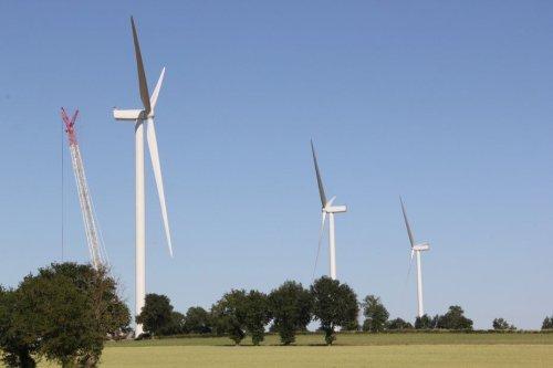 A Beaupréau-en-Mauges, l'éolien citoyen va produire l'équivalent de 78% de la consommation électrique des habitants