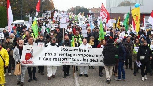 StocaMine : l'arrêté autorisant l'enfouissement définitif de déchets toxiques dans le Haut-Rhin annulé par la justice