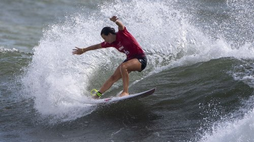 JO 2021 - Surf : la numéro 2 mondiale Johanne Defay éliminée dès les huitièmes de finale
