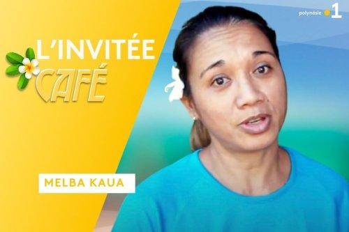"""Melba Kaua : """"le retour de l'école en présentiel, c'est une joie de retrouver les élèves après un mois d'arrêt"""" - Polynésie la 1ère"""