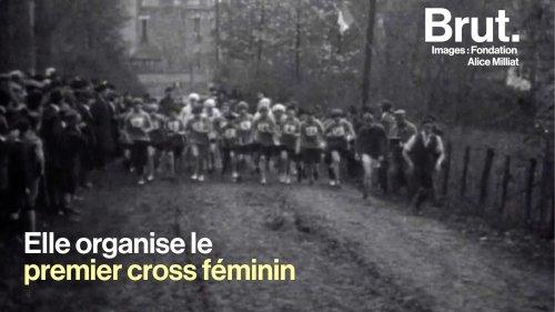 VIDEO. Jeux olympiques : on vous raconte l'histoire d'Alice Milliat, grande oubliée de l'histoire du sport