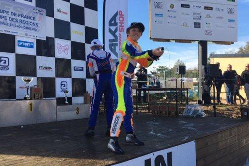 Coupe de France de karting, des jeunes Normands qui rêvent de formule 1