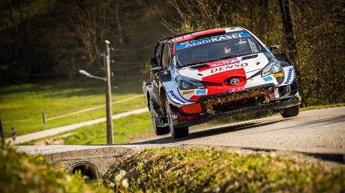 WRC : Sébastien Ogier (Toyota) vainqueur du Rallye de Croatie et nouveau leader du championnat