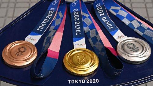 INFOGRAPHIE. JO 2021 : comment situer le bilan des médailles françaises à Tokyo par rapport aux précédents Jeux ?