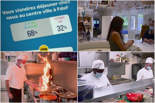 Pass sanitaire : les restaurateurs de Martinique entre satisfaction et inquiétude - Martinique la 1ère