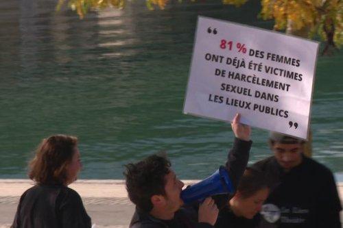 Lyon : la fin du harcèlement de rue se joue sur les berges du Rhône