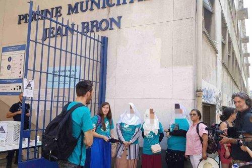 """Burkini à la piscine : la ville de Grenoble dénonce """"les provocations déplorables"""" de l'association Alliance Citoyenne"""