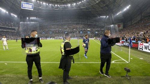 OM-PSG : pourquoi le club marseillais risque de perdre un point après les incidents du Classique